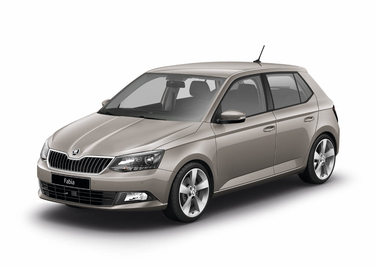 Fabia HB Active 1,0 MPI 55kW 5-p. manual
